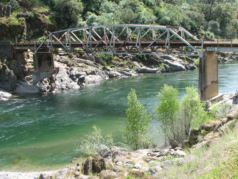 American River, Ponderosa Way Bridge