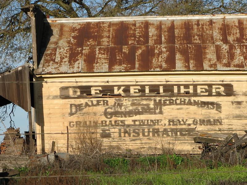 Kelliher Store, near Knights Ferry