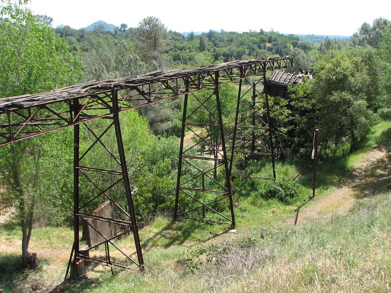 Ore Conveyor, Kennedy Mine, Jackson