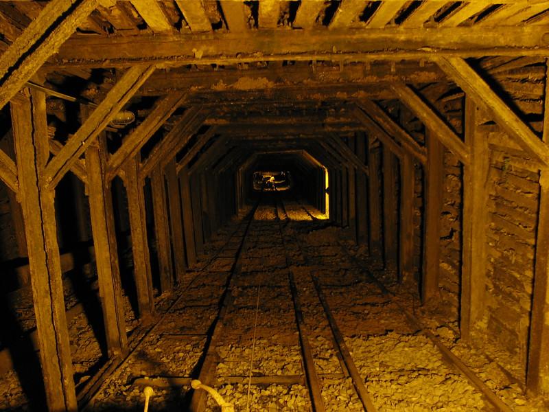 Main Shaft, Empire Mine