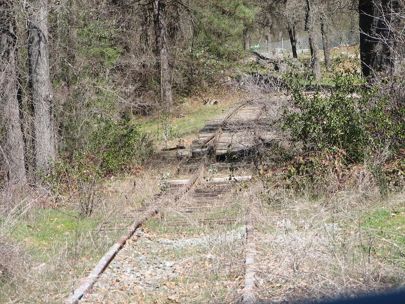 Westside Lumber Rails, Toulumne