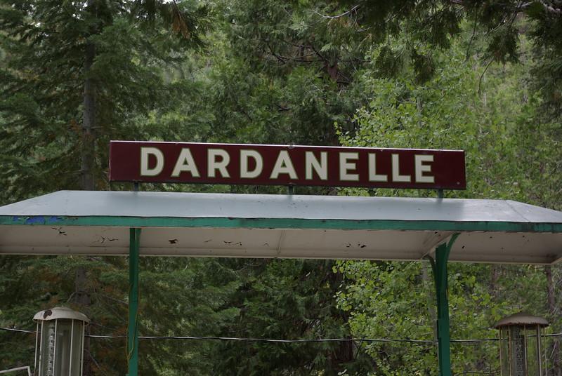 Old Dardanelle Service