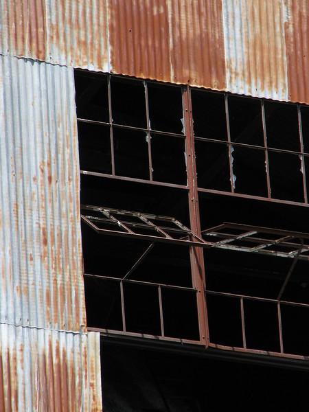 Broken Windows, Kennedy Mine, Jackson