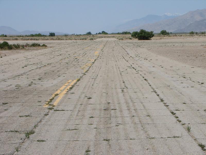 World War II Airfield, Manzanar