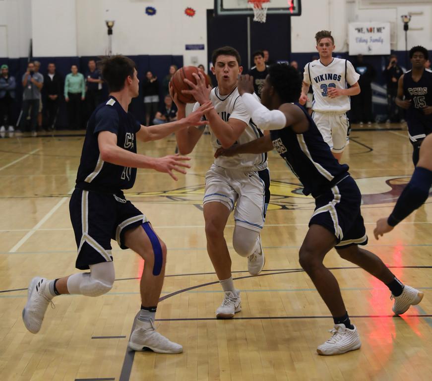 . NorCal Basketball Championship, March 17, 2018, in Chico, California. (Carin Dorghalli -- Enterprise-Record)