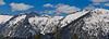 Sawtooth Ridge - Caribou Mtn