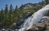 Upper Canyon Creek Falls - Trinity Alps Wilderness