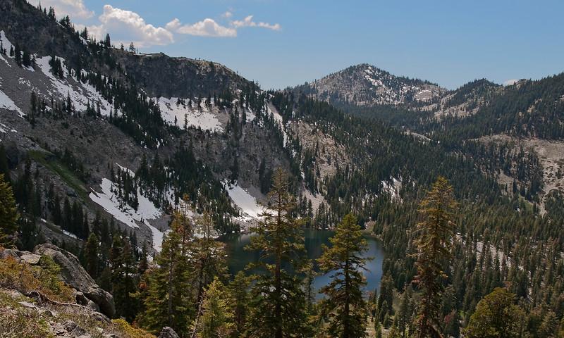 Long Gulch Lake