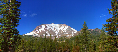 Lassen Peak from East