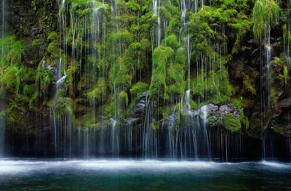 Burney and Mossbrae Falls