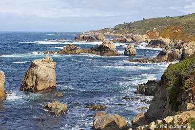 Coastline at Garrapata State Park