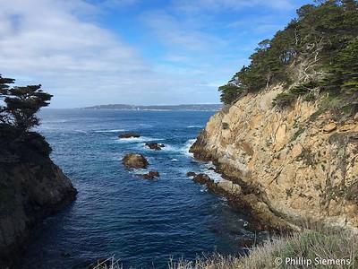 Carmel across the water