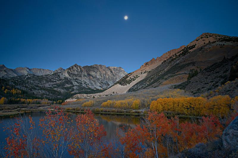 Early Morning North Lake