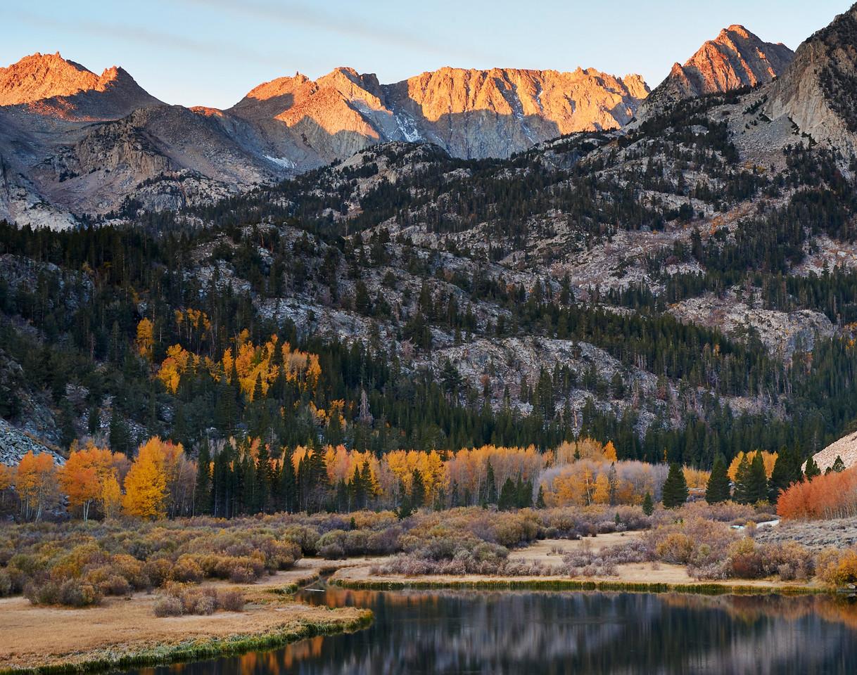 Sunrise North Lake