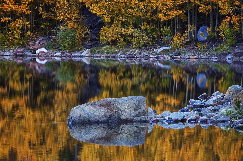 Reflections North Lake