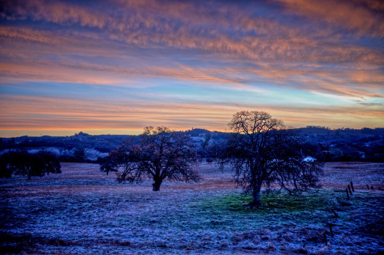 December 26th Amador County, California