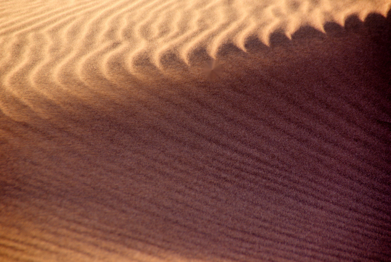 wind over dune 10 mile beach