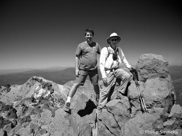 Summit of Mt. Lassen
