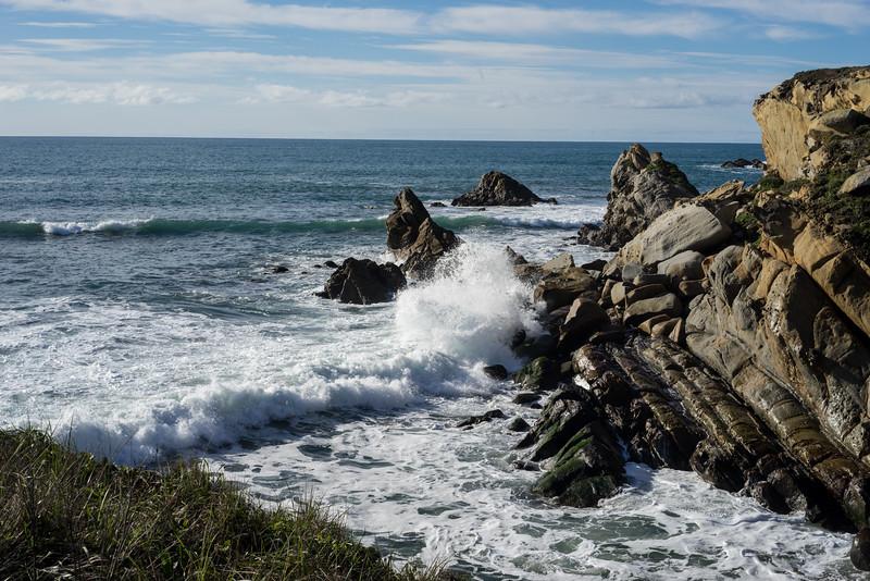 Sonoma's Rocky Coast
