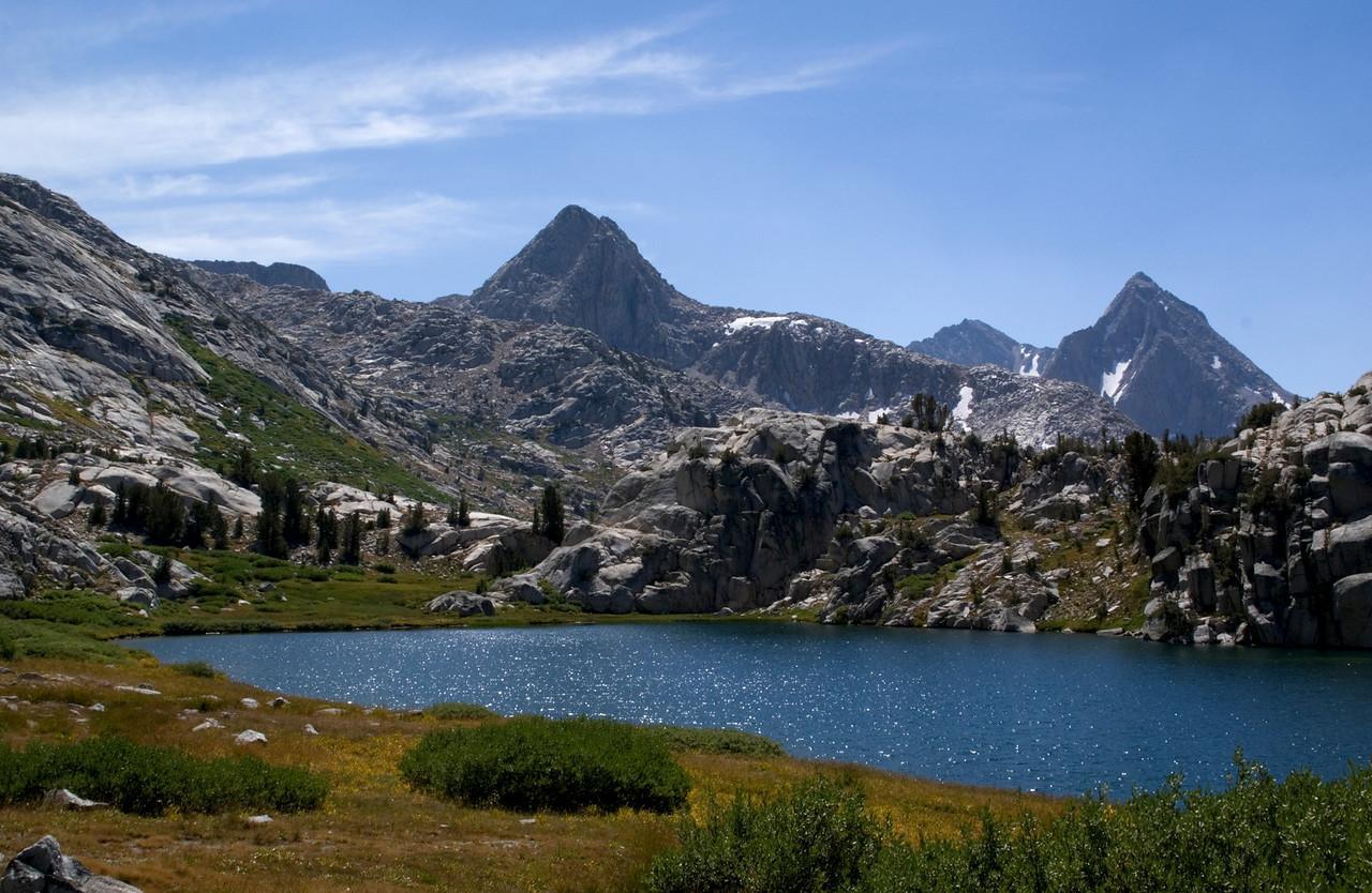 Upper evolution lake