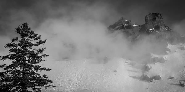 Misty Mt. Diller
