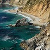Big Sur coastal curve I