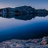 Downey Lake Sunrise
