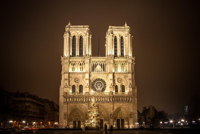 France, Paris - Notre Dame