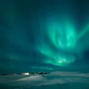 Myvatn Aurora - 3 - The swirl