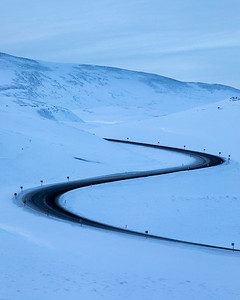 The frozen S bends