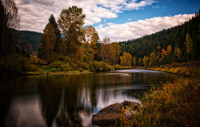 October 13 (North Fork CDA River) 043-Edit