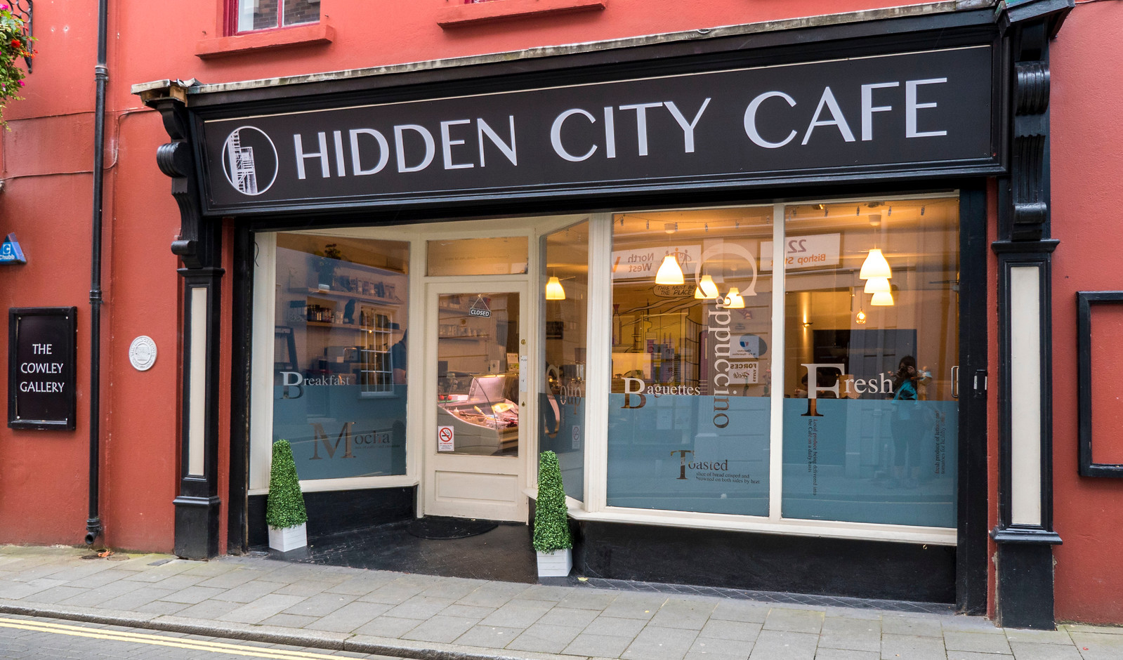 Restaurants in Derry - Vegan and Vegetarian Guide
