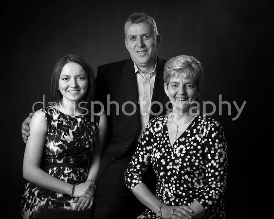 Rainey Family Portraits