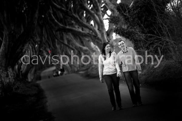 Julie + Stephen Pre wedding Shoot