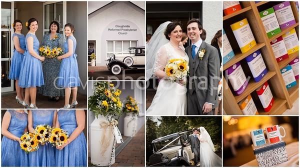 Leighinmohr Hotel Wedding - Emmaline + Cameron