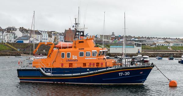 Portrush Life Boat