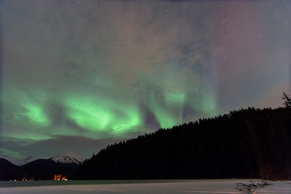 1 Northern Lights Juneau, AK March 16 - 17, 2015