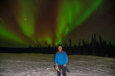 Northern Lights, Fairbanks, Alaska