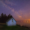 Milky Way Over Stoney Point