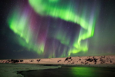 Arctic landscapes & Northern lights