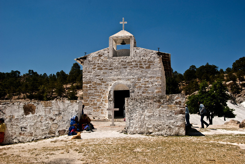 Tarahumara Church