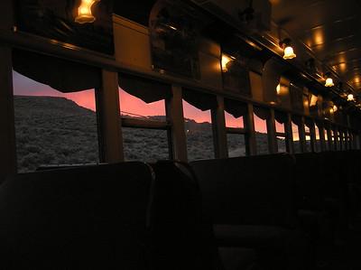 Nevada Northern Railroad, Ely NV