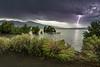 Washoe Lake Lightning  Sept 2017