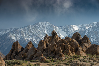Alabama Hills April 2019