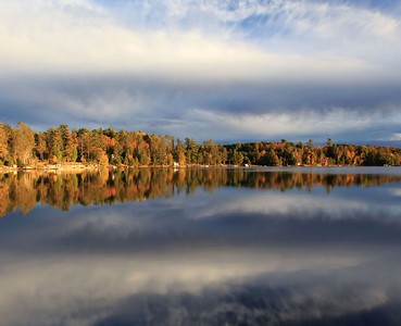 Algonquin Reflections