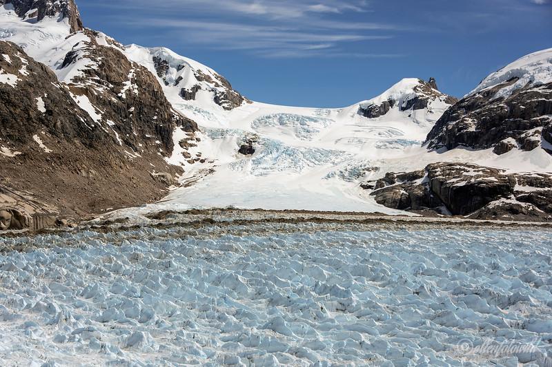 Nef Glacier