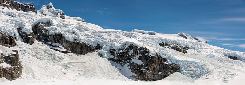 Icefield panorama
