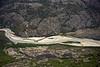 Rio Soler glacial river, Cordon Soler, Aysen, Chile