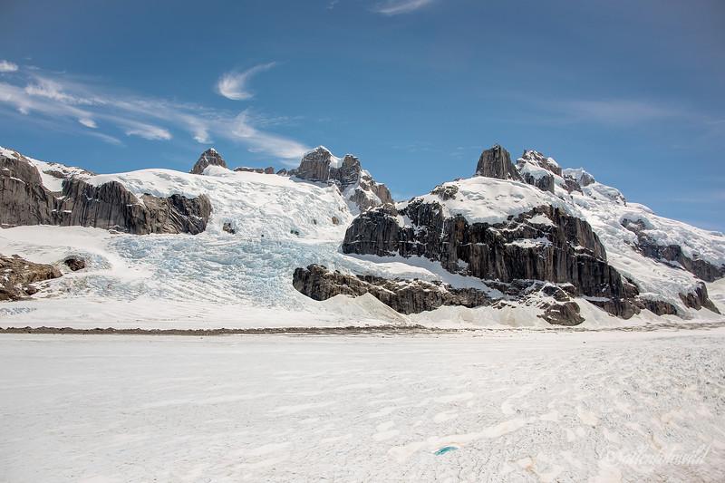 Spires, glaciers and icefields of Parque Nacionale Laguna San Raphael Laguna San Rafael, UNESCO World Biosphere Reserve, Alysen, Chile