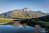 Cordillera Castillo reflected in the Ibanez River Mirador Confluencia, Carretera Austral near Lgo Verde